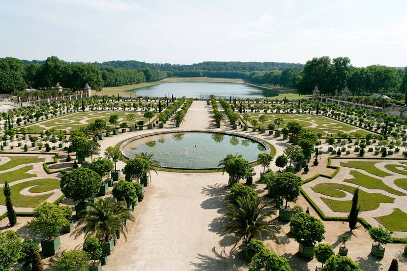Photo lovers - Les jardins de versailles ...